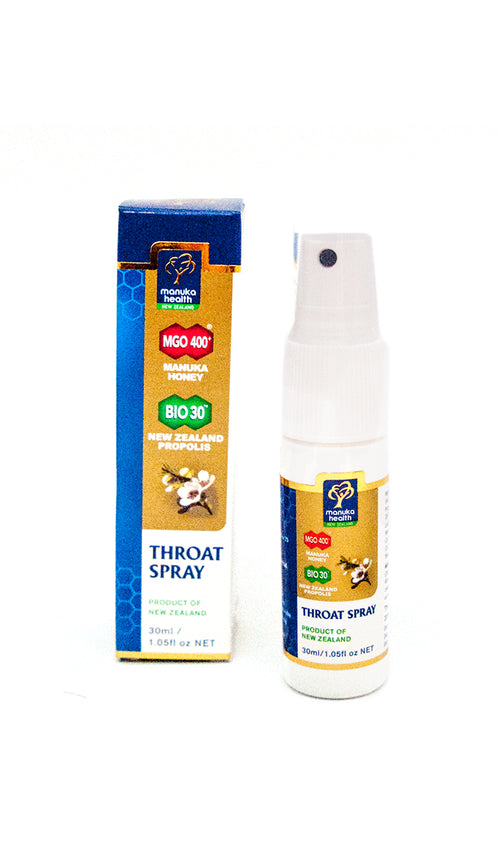 Throat Spray MGO 400+