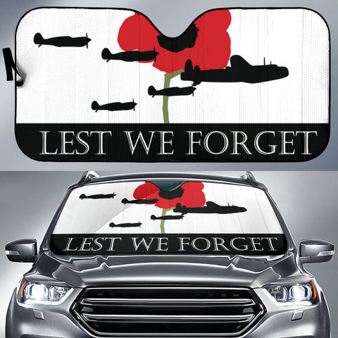 Lest We Forget Flag Remembrance Day