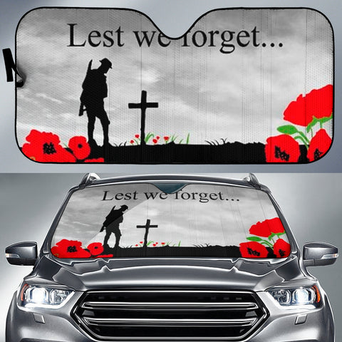 Lest We Forget - Novelty Flags VETS