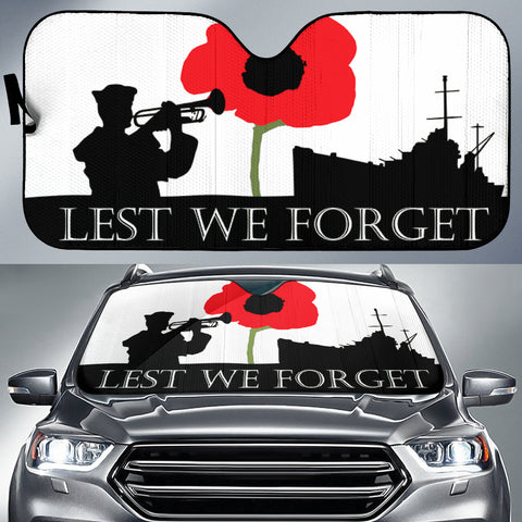 Flag Lest We Forget Remembrance Day