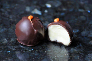 Gin & Juice (Gin & Orange Truffle)