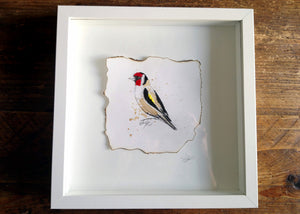 Goldfinch Bird - Original Artwork