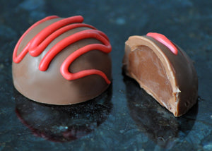 Mulled Wine Milk Chocolate Truffle
