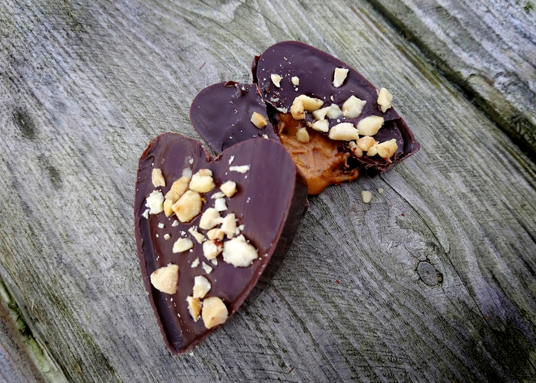 Peanut Butter Heart