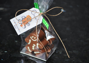 Chocally Gingerbread Men