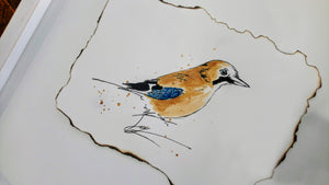Jay Bird - Original Artwork