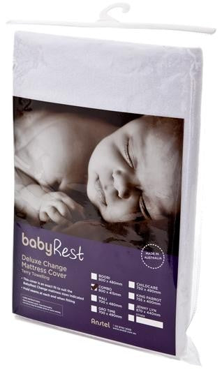 Babyrest Waterproof Mattress Protector