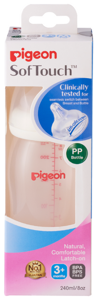Pigeon Softouch PP Bottle