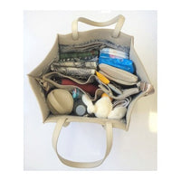 Easy Access Tote Brighton Ivory