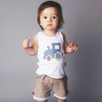 Alfie Shorts - Tan