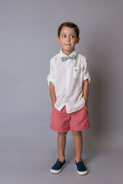 Dress Shirt - White