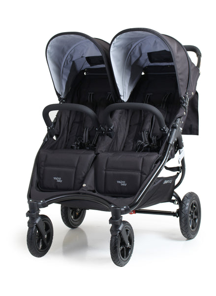 Snap Duo Pram - Black Beauty