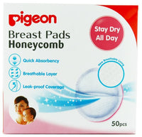 Breast Pads Honeycomb