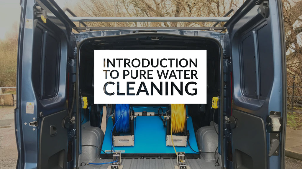 Introduction To Pure Water Cleaning