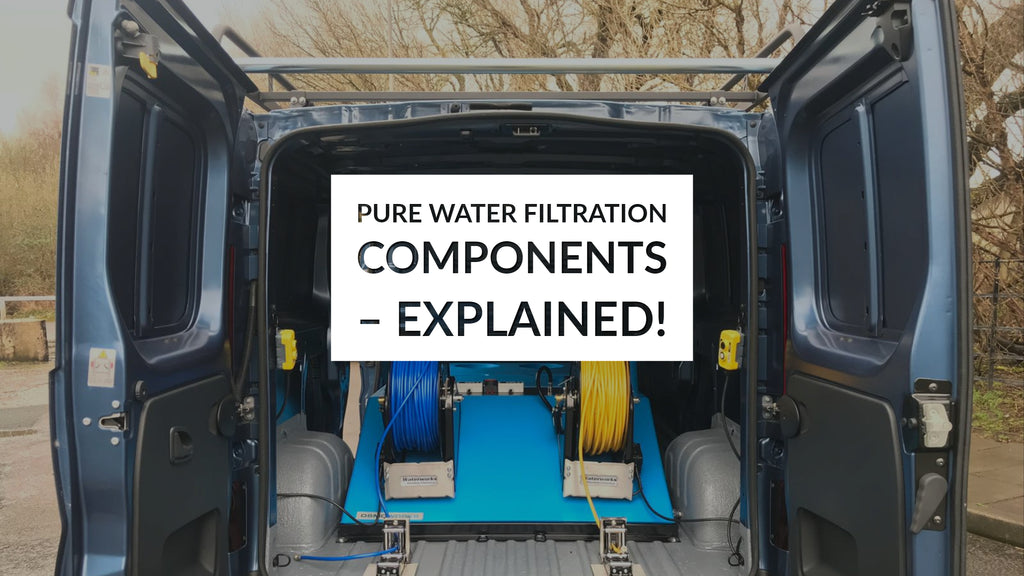 Pure Water Filtration Components - Explained!