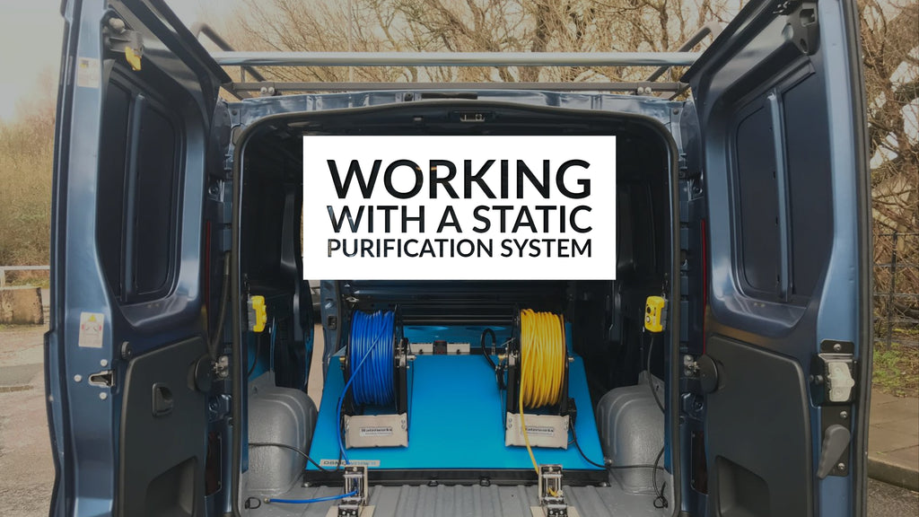 Working With A Static Purification System