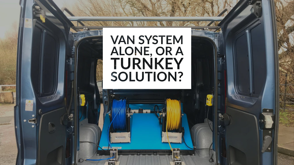 Van System Alone, or a Turnkey Solution?
