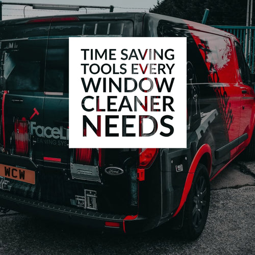 Time Saving Tools Every Window Cleaner Needs