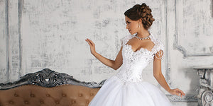 How to Prep for Confident Wedding Dress Shopping