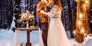 Planning a winter wedding? Here's what you need to know