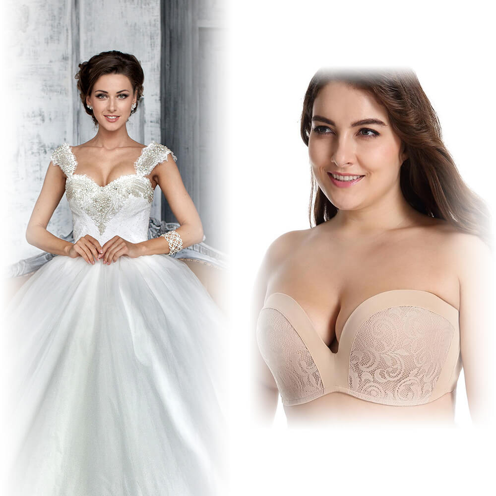 The Bridal Bra™ Fine Balconette