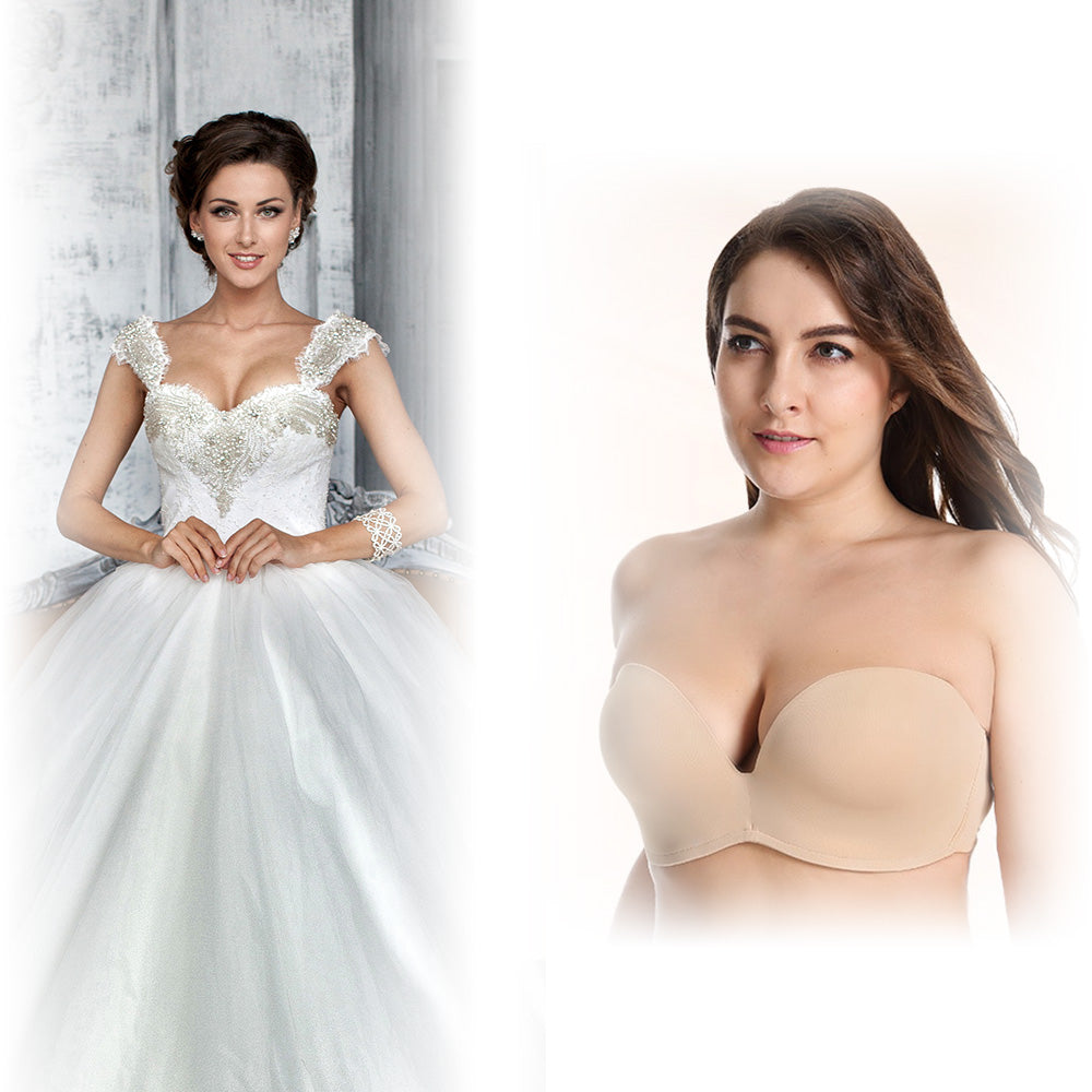 The Bridal Bra™ Balconette