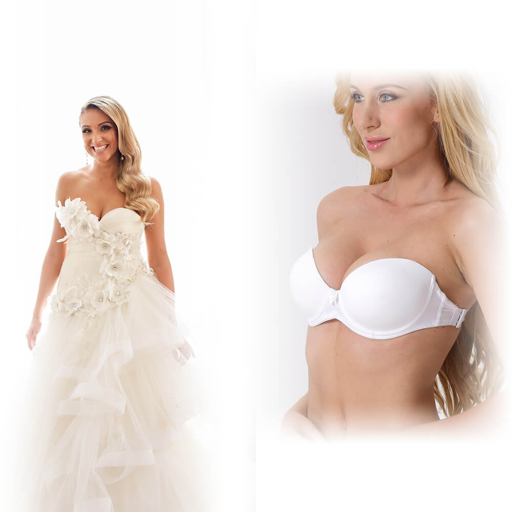 The Bridal Bra™ Bandeau