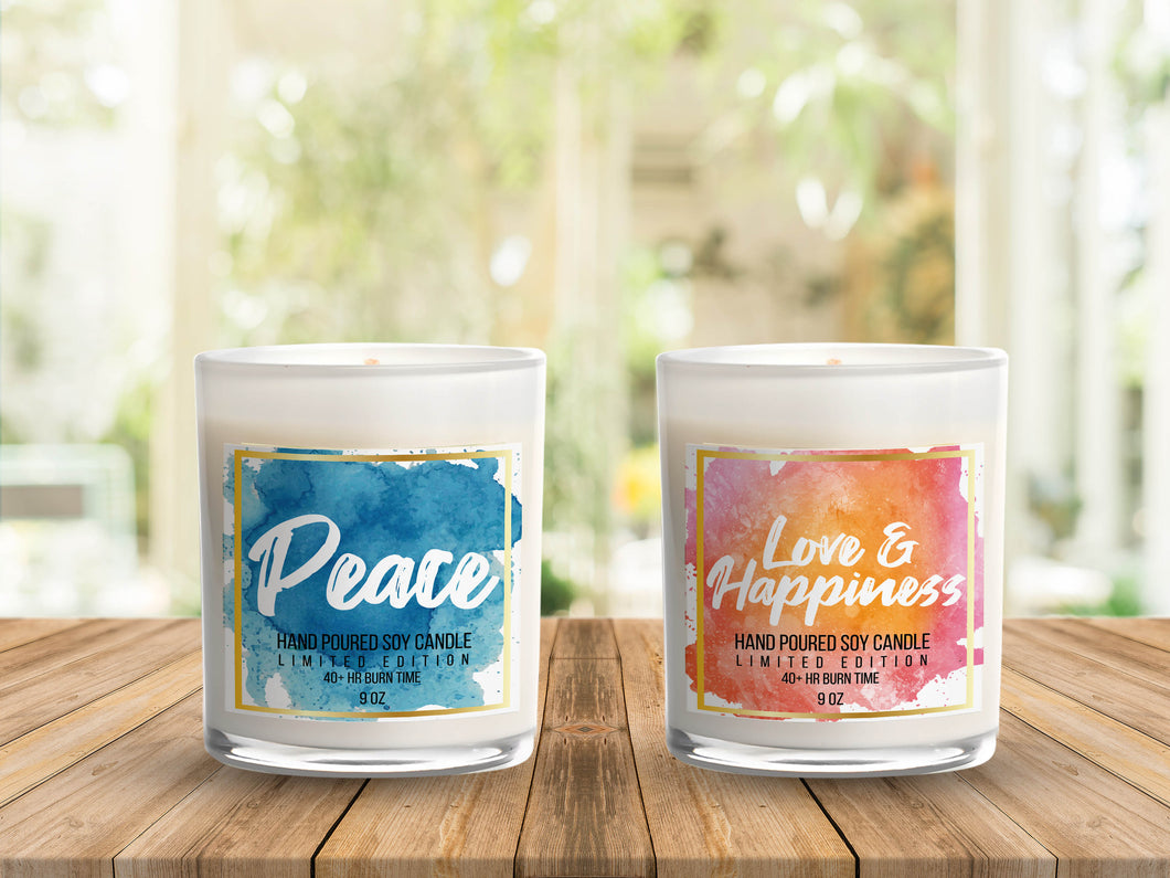 Peace, Love & Happiness Bundle