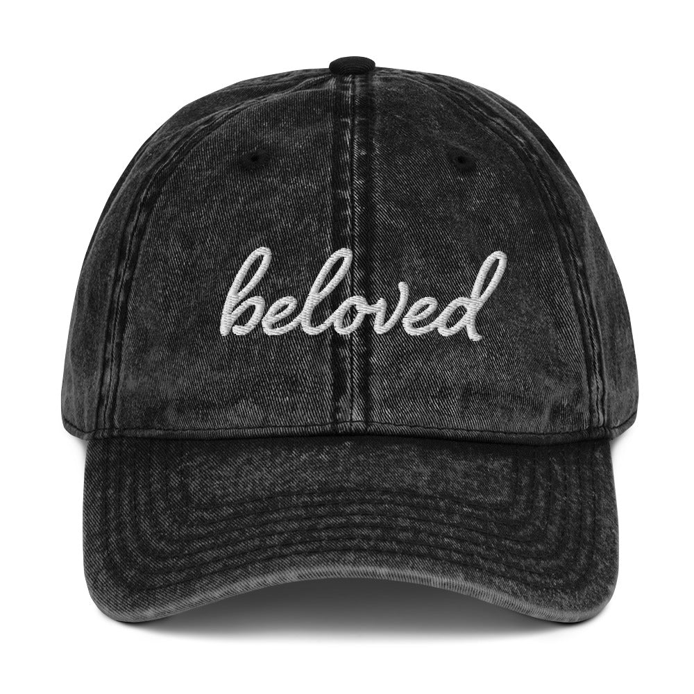 Beloved Vintage Cap