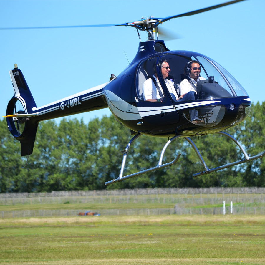 Helicopter Trial Lesson