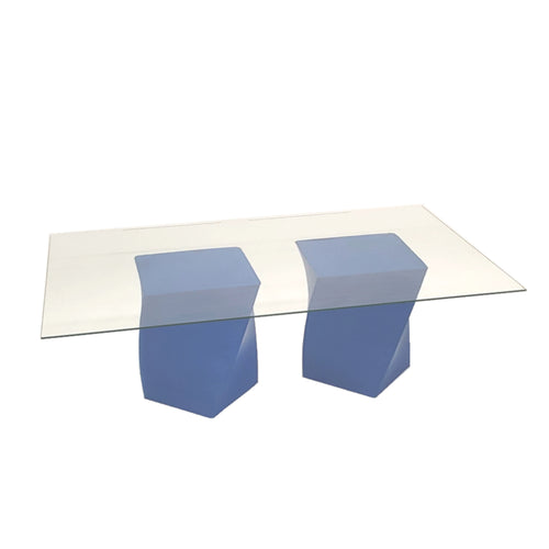 Parable Coffee Table Double Base