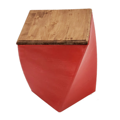 Parable Stool Wood Top