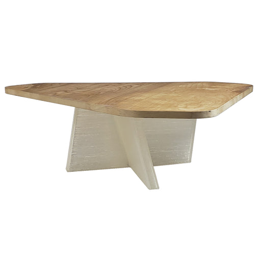 Tribeca Coffee Table Wood Top