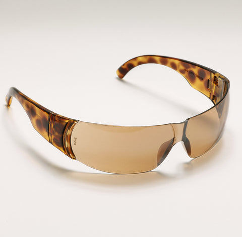 Shooting Glasses - Rose Tint/Tortoise Shell Bow