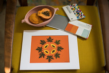 Load image into Gallery viewer, Inspiration to the works of this papaya photograph