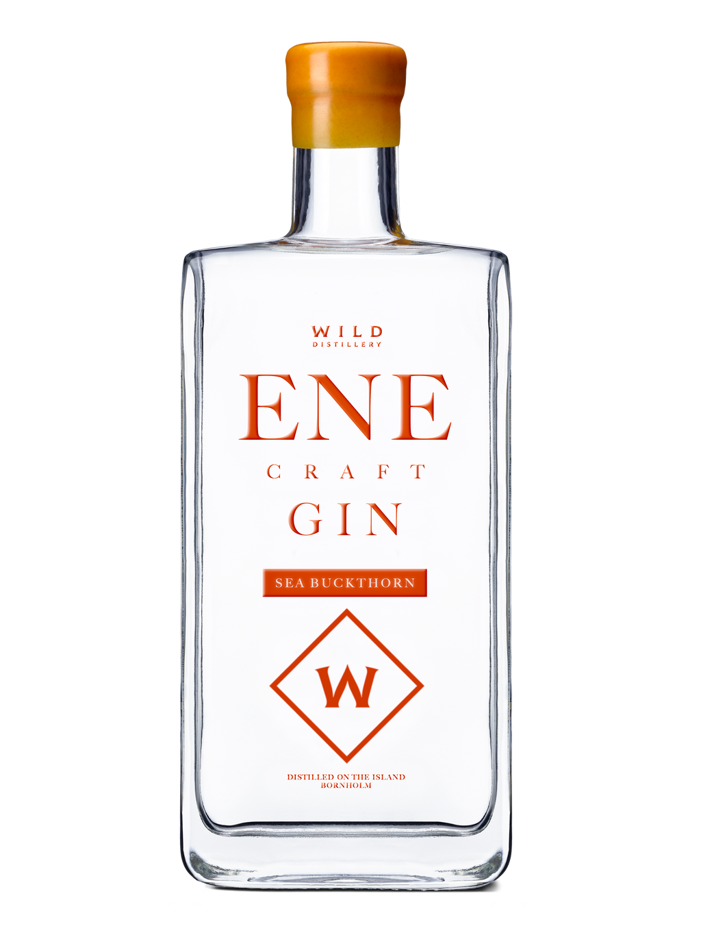 Ene Craft Gin - Sea buckthorn - Havtorn
