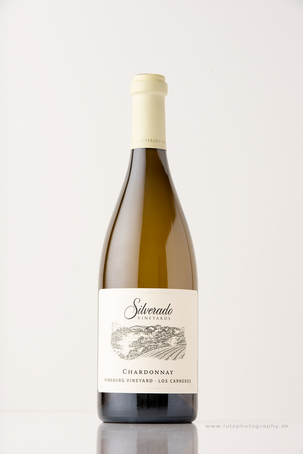 Silverado Chardonnay Vineburg Estate Grown
