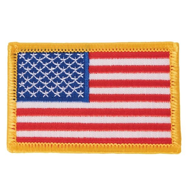 American Flag Patch - Pinfinder Club