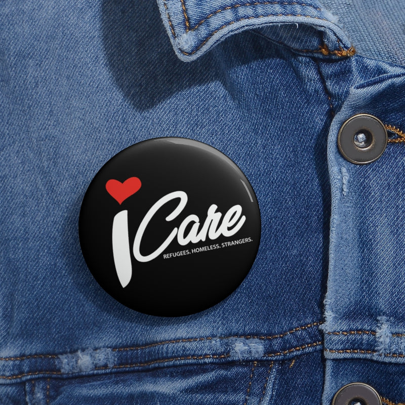 iCare Global Youth Day 2020 Pin Buttons - Pinfinder Club