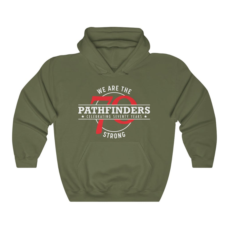 70TH CELEBRATION HOODIE - Pinfinder Club