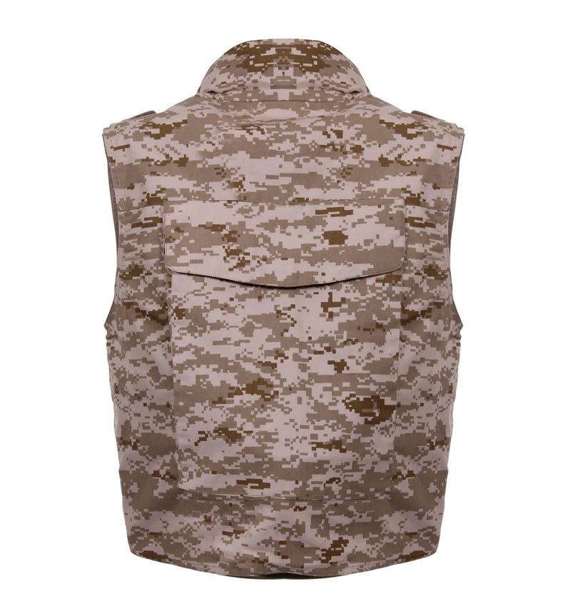 Ranger Vests (Desert Digital Camo) - Pinfinder Club