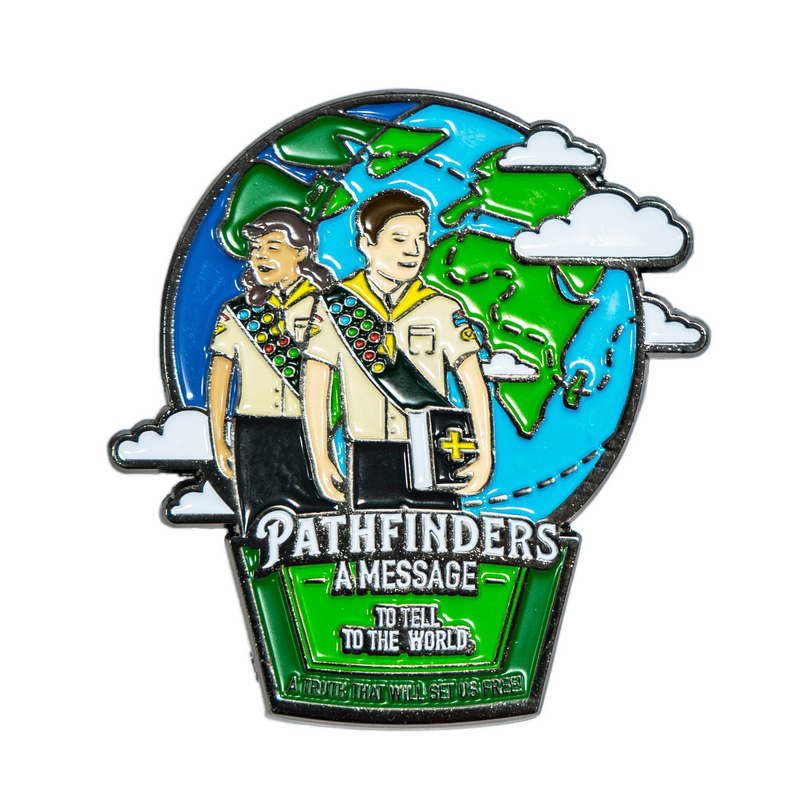 Pathfinder Song Pin Set - Pinfinder Club