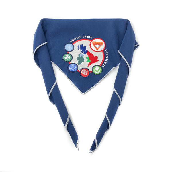 British Union Pathfinder Scarf (BRAZIL ONLY) - Pinfinder Club