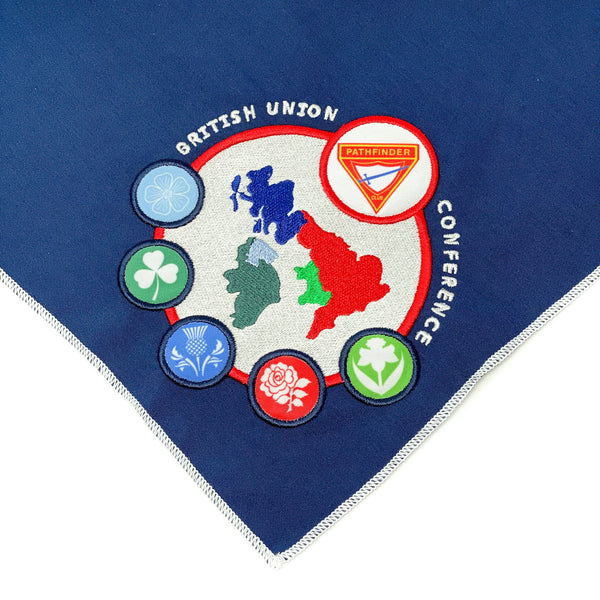 British Union Pathfinder Scarf (Special Edition) - Pinfinder Club