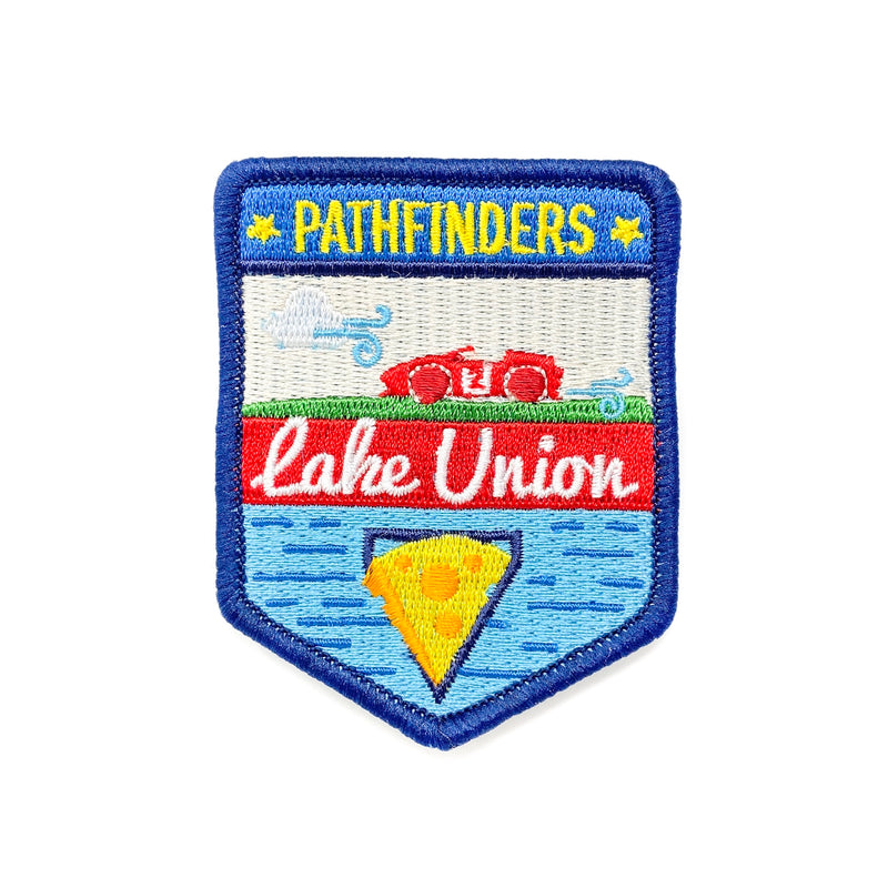 Lake Union Pathfinder 2019 Patch - Pinfinder Club