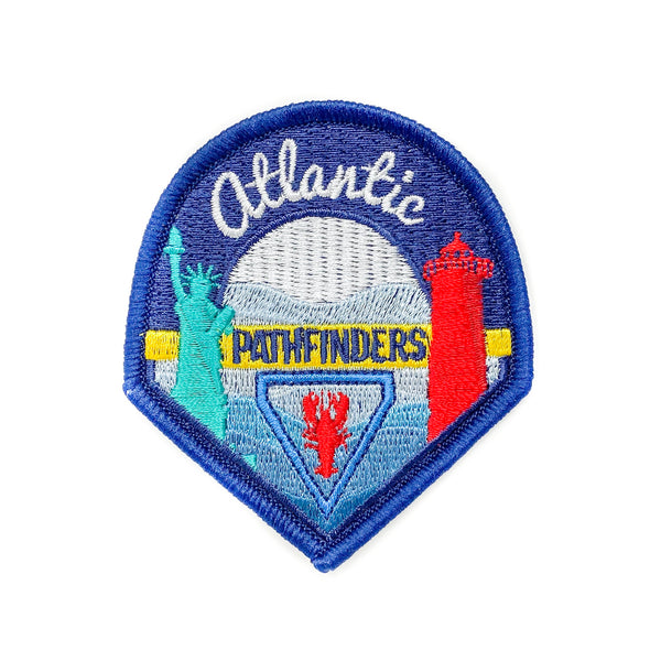 Atlantic Union Pathfinder 2019 Patch - Pinfinder Club