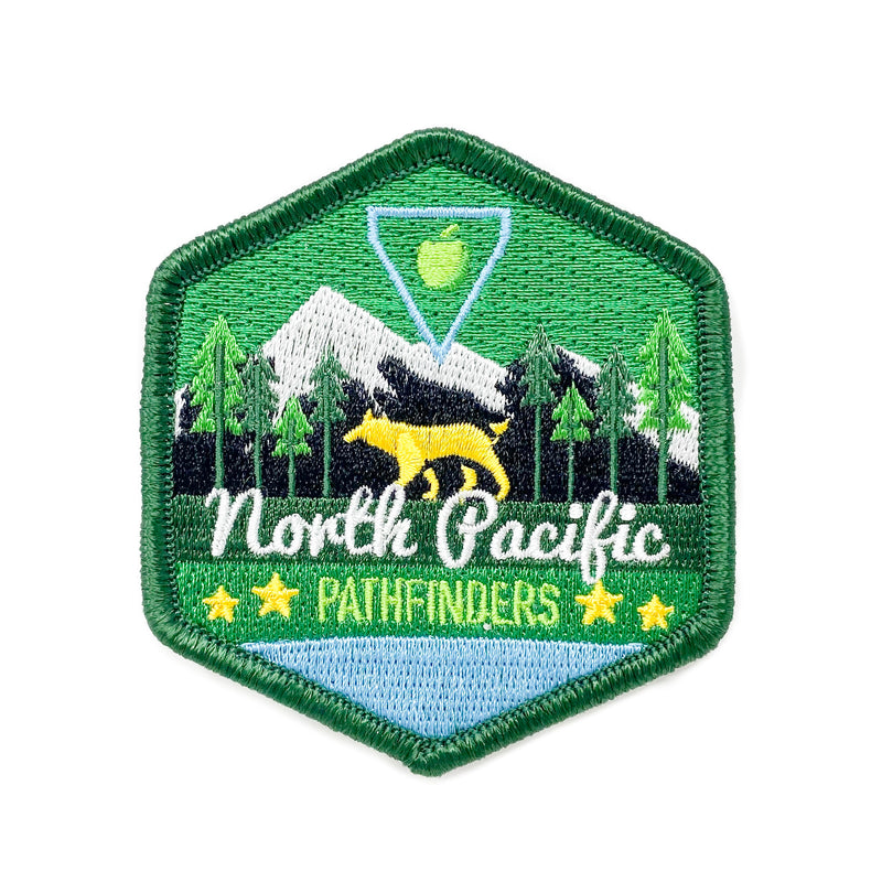 North Pacific Union Pathfinder 2019 Patch - Pinfinder Club