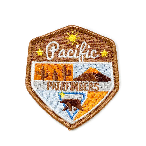 Pacific Union Pathfinder 2019 Patch - Pinfinder Club