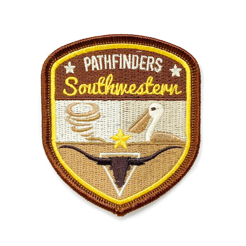 Southwestern Union Pathfinder 2019 Patch - Pinfinder Club