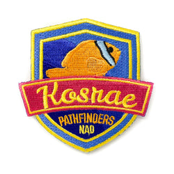 Micronesian Islands Pathfinder Patch (Kosrae) - Pinfinder Club